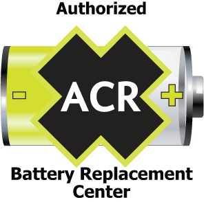 ACR Battery Replacement Center